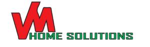 Logo VM home solutions